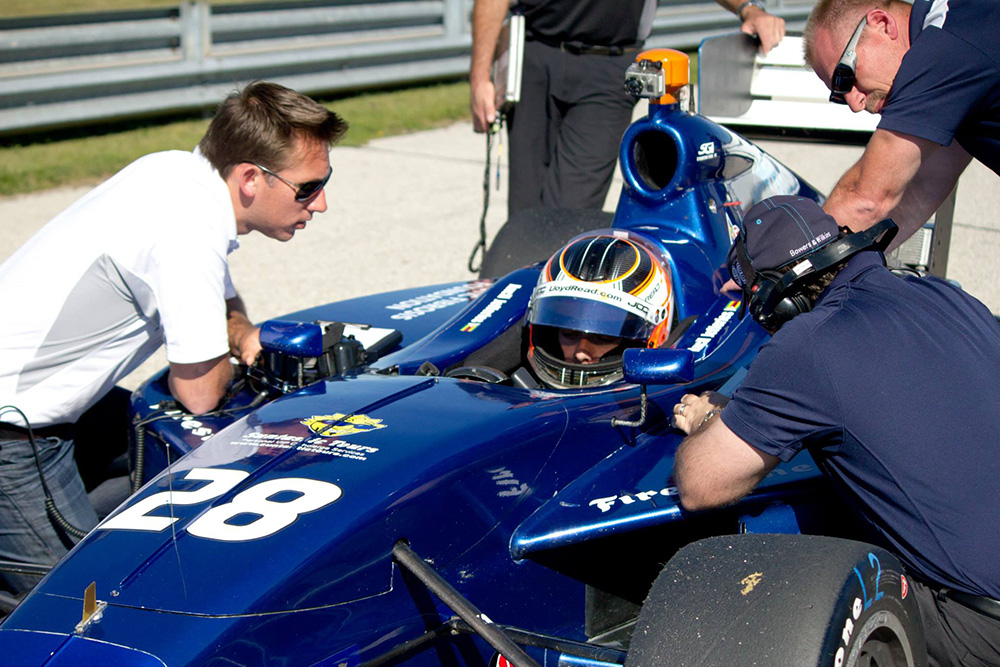 Stephen Simpson Racing Driver Coaching